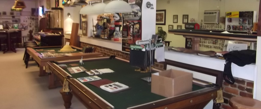 American Billiards Game Room Headquarters for the Carolinas