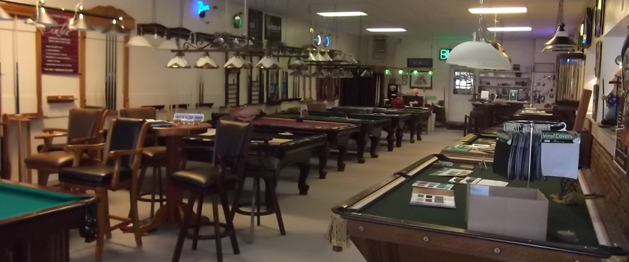 ... American Billiards Game Room Headquarters For The Carolinas ...